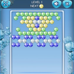 Bubbleshooter 50Levels